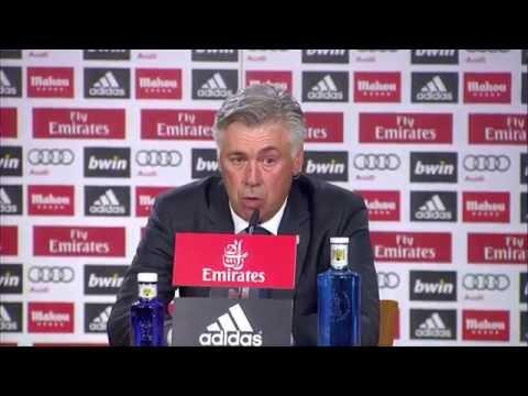 Carlo Ancelott nach Derby-Pleite:
