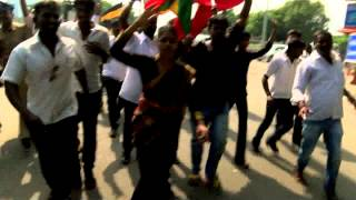Kushboo Terming LTTE as Terrorist – Tamil Groups Siege Actress Kushboo's House – RedPix24x7