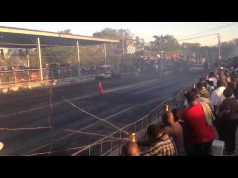 Drag Racing @ Yellow Belly Drag Strip, Dallas, Tx