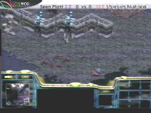 2005 Grand Final: SC match: Sean Plott vs Sherwin Mahbod