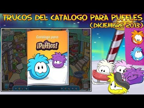 Trucos del Catalogo para Puffles (Diciembre 2013)