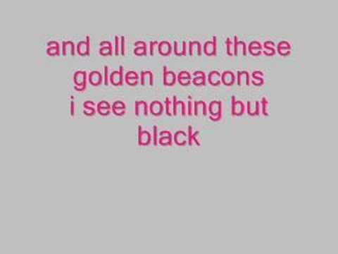 Sam Sparro Black And Gold (lyrics)