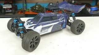 $150 4WD 1/10 Scale Brushless Buggy - LRP S10 Blast 2