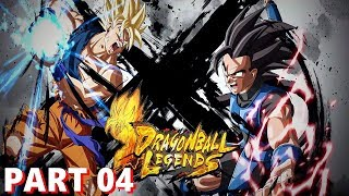 Dragon Ball Legends - Saiyan Who Cross Space Time Part 4 - iOS / Android