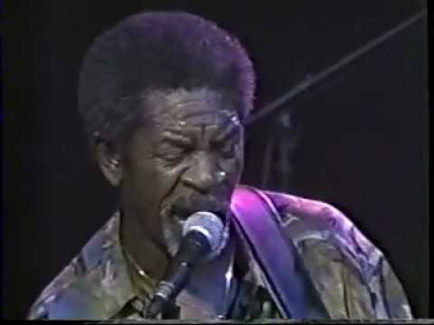 Luther Allison - Zoo Bar - Lincold - Nebraska (1997) Part 2