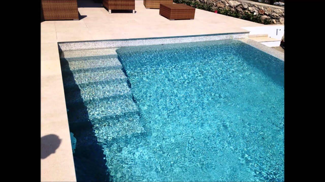 Revestimientos de piscina youtube for Revestimientos de piscinas