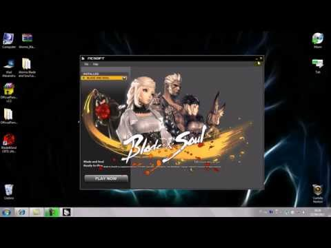 Blade & Soul Atomix [Private Server] Installation Guide