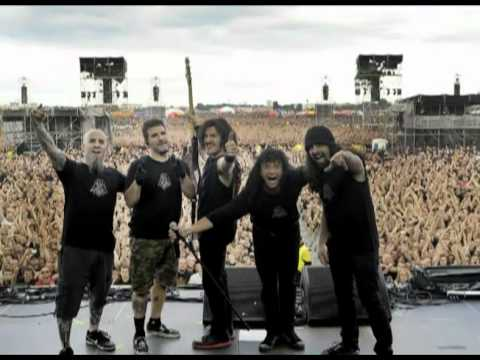 ANTHRAX - Fight ´Em ´Til You Can´t (LYRIC VIDEO)