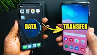SAMSUNG GALAXY S10 PLUS - BEST WAY TO TRANSFER YOUR DATA!