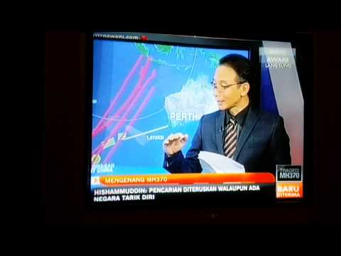 25/03/2014 - Wawancara abg zul MH370