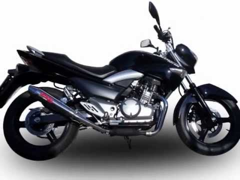 suzuki inazuma 250 2013 scarichi gpr exhaust system inazuma 250 auspuff youtube. Black Bedroom Furniture Sets. Home Design Ideas