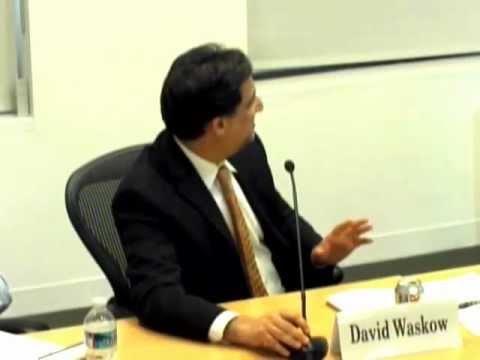 Climate and Food Security Seminar - May 31, 2012 - David Waskow