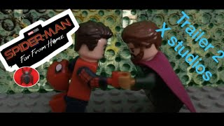 LEGO Spider-man Far From Home trailer 2