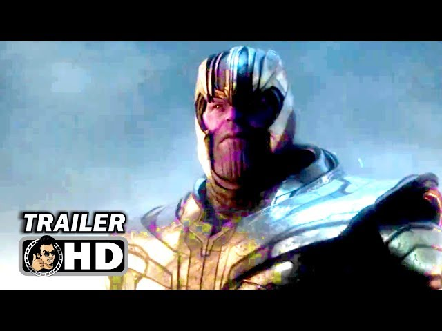 AVENGERS: ENDGAME Trailer #3 (2019) Marvel Movie HD thumbnail