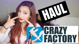 Haul CRAZY FACTORY: mi último pedido de piercings | Sandsleek