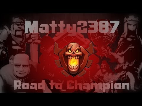 Town Hall 9 - Road to Champ: Episode 14 (Clash of Clans)