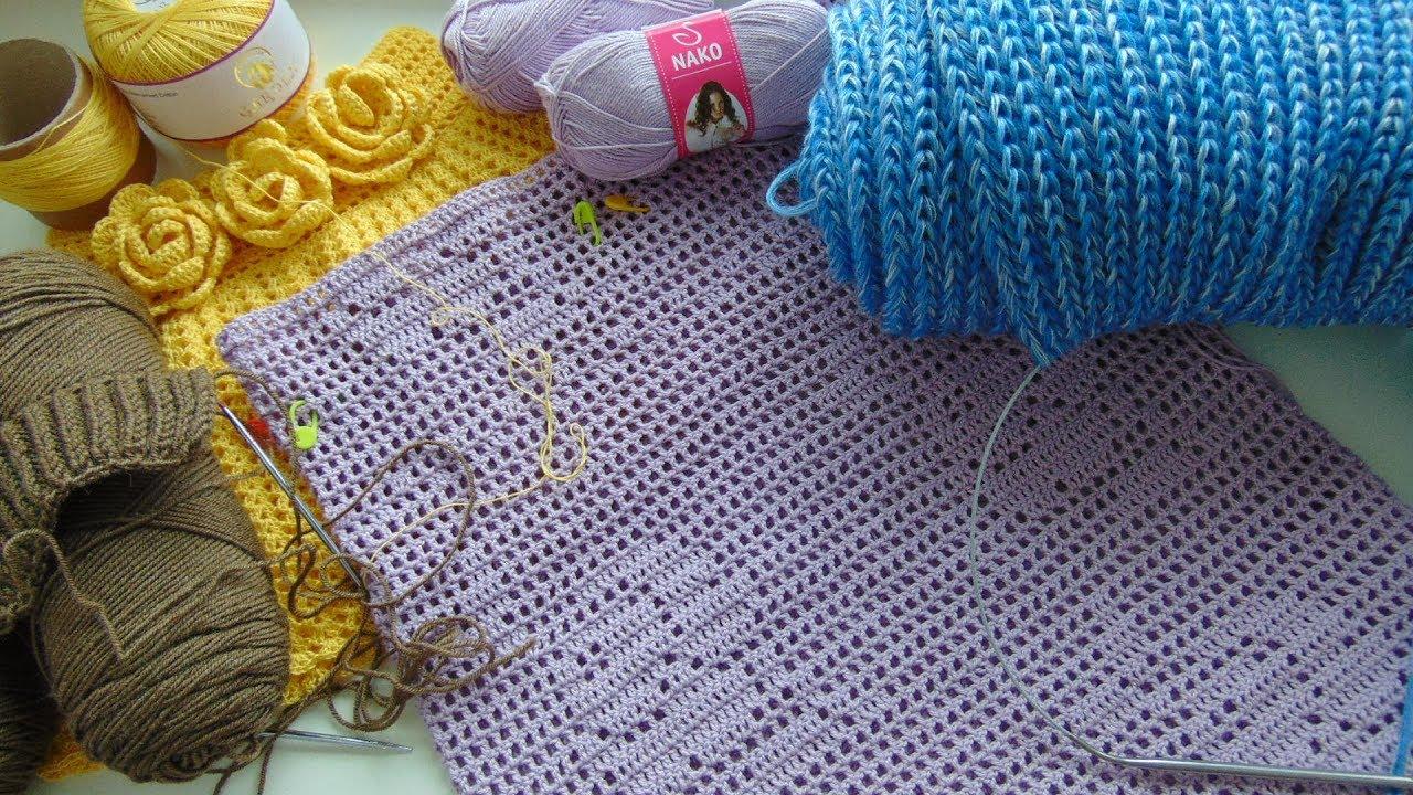 Канал о вязании северное вязание