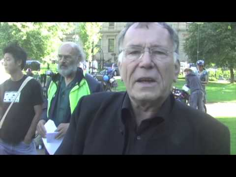 Jan Gehl in Hobart
