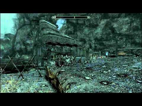 Epic Skyrim Mod: The Underground Lake House