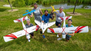 Download Lagu RC Airplane Battle | Dude Perfect Gratis Mp3 Pedia