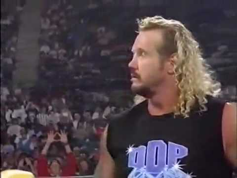 WCW/nWo Spring Stampede Randy Savage Vs Diamond Dallas Page 97