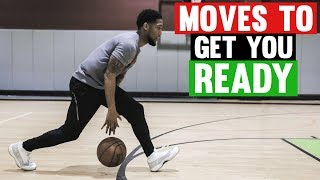 Basketball Moves and Tips To GET YOU GAME READY!!