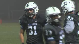 Pine Creek vs Vista Ridge Football Highlights