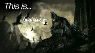 This is... Batman Arkham City