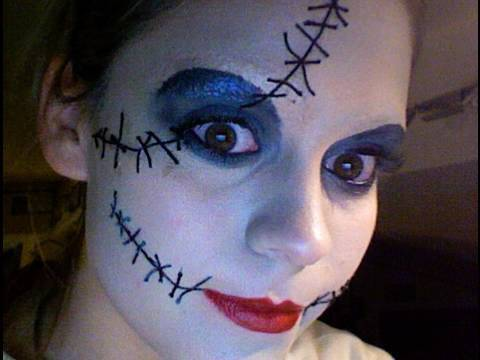 Makeup Tutorial Halloween