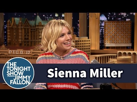 Sienna Miller and Jimmy Reminisce About Filming Factory Girl