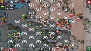 World Conqueror 3 How To Pass Blitzkrieg in 3 Turn