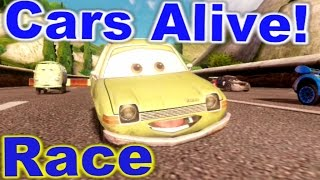 Cars 2: The video Game - Acer - Battle Race on Harbor Sprint