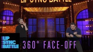 LSB 360 Face-Off: Matt McGorry vs. Bellamy Young | Lip Sync Battle