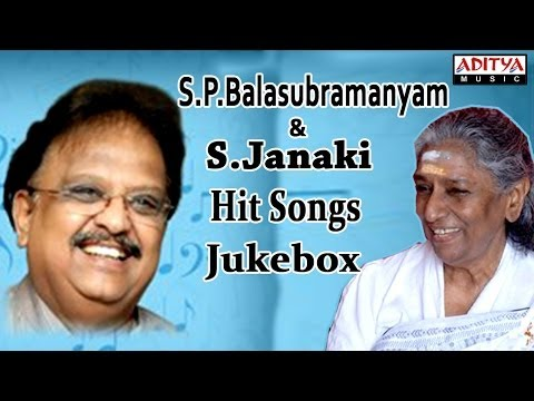 S.P.Balasubramanyam & S Janaki Hit Songs || 100 Years of Indian...
