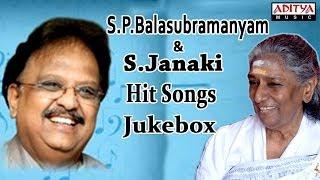 S.P.Balasubramanyam & S Janaki Hit Songs || 100 Years of Indian Cinema || Special Jukebox