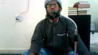 Maulana Qari Shiekh Sabbir Ahmed gojol