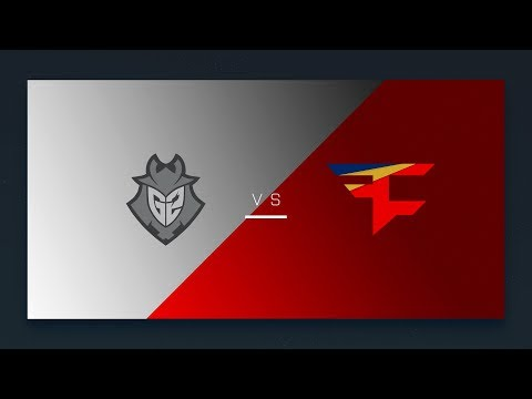 CS:GO - G2 vs. FaZe [Overpass] Map 2 - EU Day 1 -  ESL Pro League Season 6