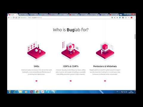 BUGLAB - кибербезопасность для цифровых корпоративных решений на блокчейн