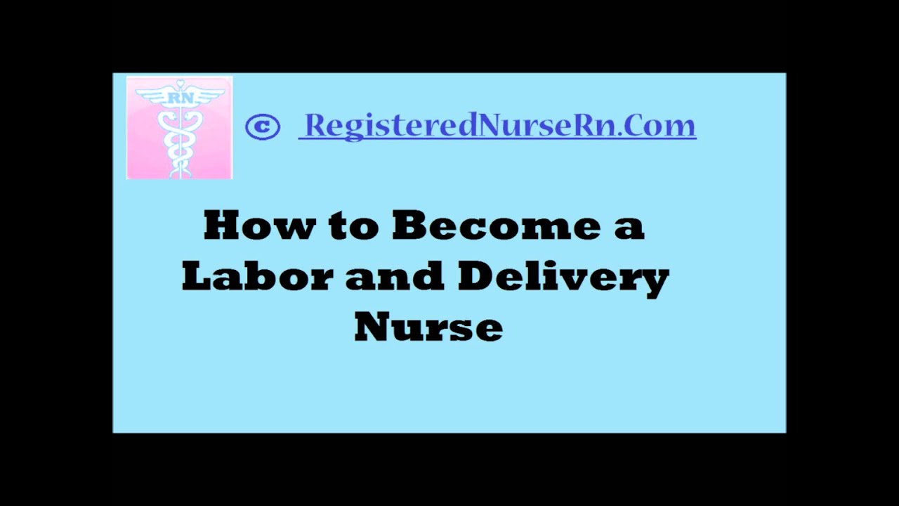 the labor and delivery nurse reports essay Find the best labor and delivery nurse resume samples to help you improve your own resume each resume is hand-picked from our large database of real resumes.