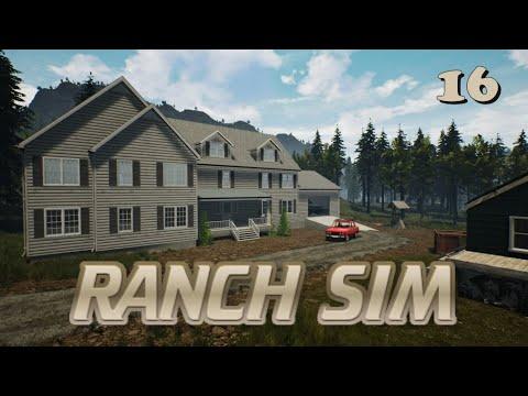 Ranch Simulator #16: Auf zur fröhlichen Bärenjagd! [Gameplay][Lets Play][German][Deutsch]