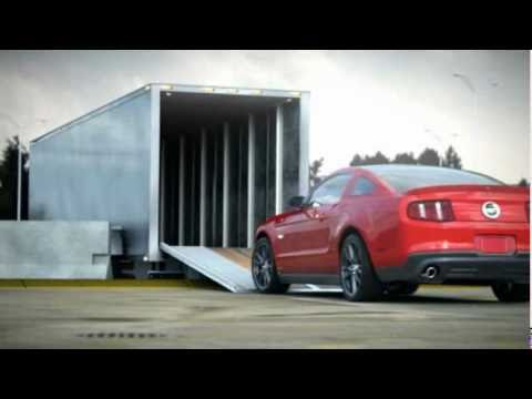 Ford Mustang GT 5.0, реклама
