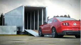 The 2011 Ford Mustang GT 5.0 Commercial