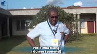 TESTIMONIO - Pablo Mba Nsang  (Guinea Ecuatorial) - MagnificatTV