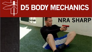 TRAVIS HALEY D5 WORKOUT FROM NRA SHARP