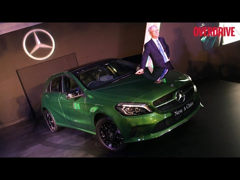 OD News: 2016 Mercedes-Benz A-Class launched in India