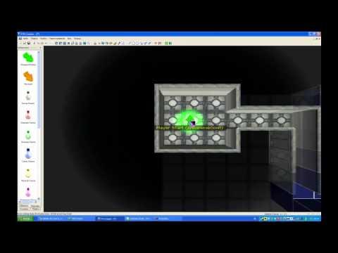 Урок по созданию игр на FPS CREATOR X9 #1
