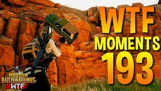 PUBG Funny WTF Moments Highlights Ep 193 (playerunknown's battlegrounds Plays)