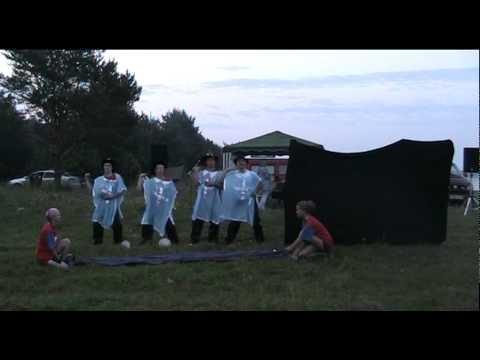 Ленинский слет - 2011. Сборная ЯрГУ. Визитка.