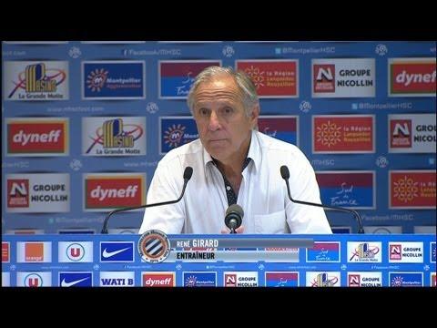 image vidéo  Conférence de presse Montpellier Hérault SC - AS Saint-Etienne (1-1)