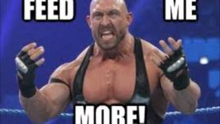 "WWE Ryback Theme song 2012 ""Feed Me More"""